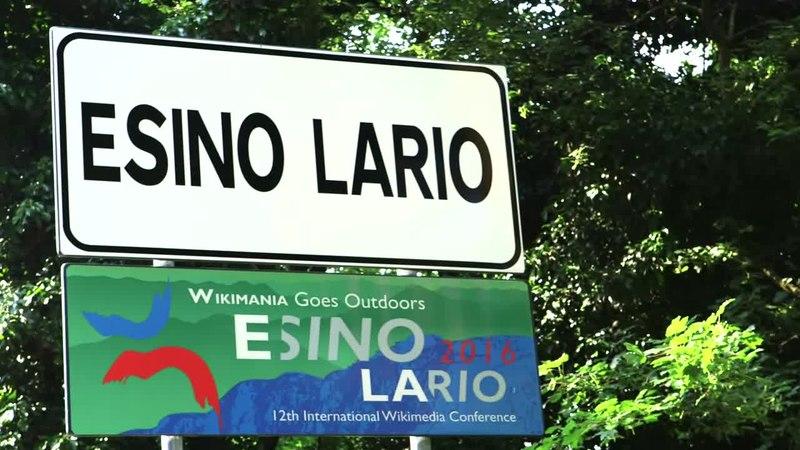 File:Wikimania 2016 in Esino Lario, Italy.webm