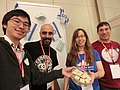 Wikimania 2017 by Deryck day 1 - 04 WMIL.jpg