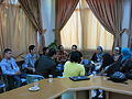 Wikipedia Education Program Arab World Meeting August 2013 16.JPG