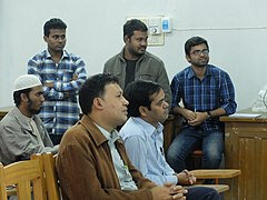 Wikipedia Workshop with Christel Steigenberger in Rajshahi (17).jpg
