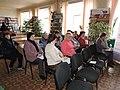 Wikiworkshop in Vovchansk 2018-11-03 by Наталія Ластовець 02.jpg