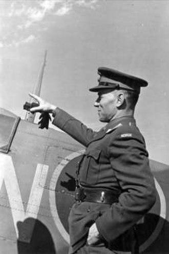 Chief of Defence (Norway) - Image: Wilhelm von Tangen Hansteen