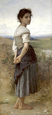William-Adolphe Bouguereau (1825-1905) - The Young Shepherdess (1885).jpg
