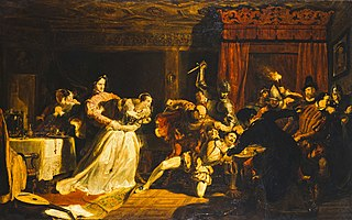 The Murder of David Rizzio