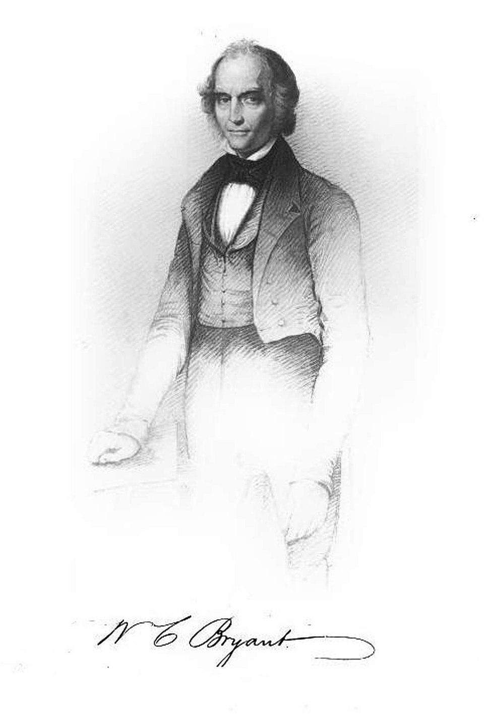 William Cullen Bryant 002
