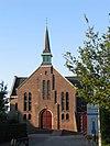 wilnis, dorpstraat 20, ontmoetingskerk pkn (voorheen geref kerk) 1912 img8824