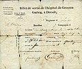 Wincenty Danilewicz Dresden hospital testimonial, 1813.jpg