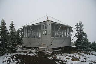 Winchester Mountain Lookout United States historic place
