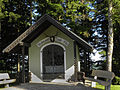 Windhag - Kapelle aus 1986 mit dem Heiligen Hubertus.jpg