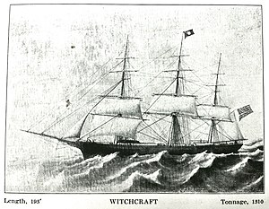 Witchcraft (clipper) - 300 px