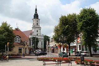 Wolsztyn Place in Greater Poland Voivodeship, Poland