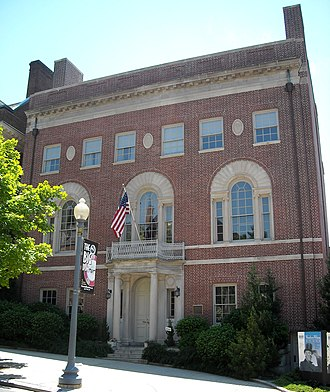 1915 in the United States - Woodrow Wilson House (Washington, D.C.), built in 1915
