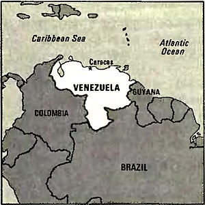 World Factbook (1982) Venezuela.jpg