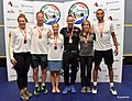 World Squash Masters 2016 - Various winners.jpg