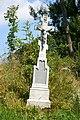 Wysowa - Krzyż prawosławny 01.JPG