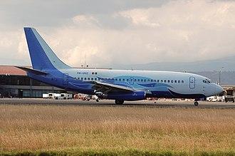 Cubana de Aviación Flight 972 - Image: XA UHZ (6908943182)