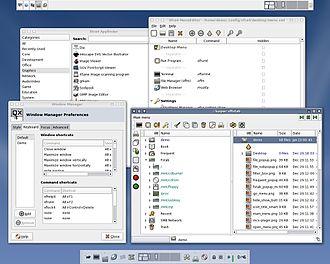 Xfce - Xfce 3