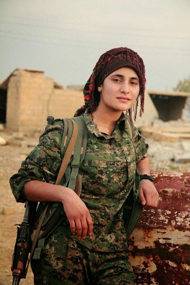 YPJ - Rojava