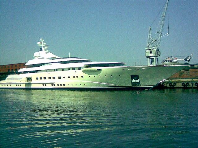 Pelorus в 2004 после модернизации Blohm & Voss