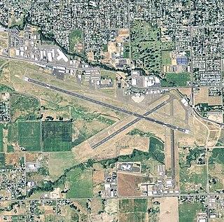 Yakima Air Terminal airport in Washington, United States of America