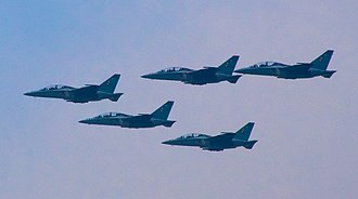 Bangladesh Air Force - Yak-130s of the Bangladesh Air Force