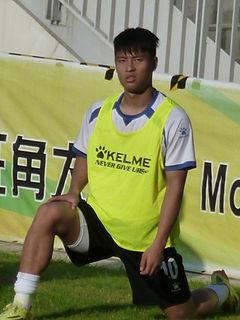 Yang Chaosheng Chinese football player