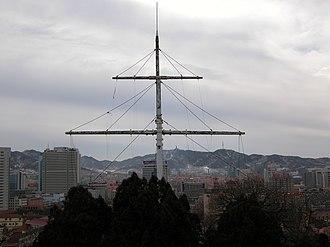 Yantai - Yantai Ship Mast
