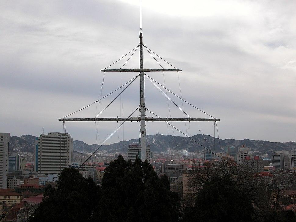 Yantai Ship Mast