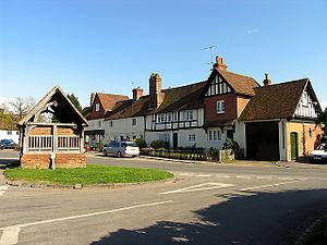 Yattendon - Image: Yattendon, Berkshire