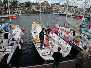 Yoann Richomme DLBC Figaro 2012.JPG
