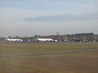 Adisutjipto International Airport Airport in Yogyakarta, Indonesia