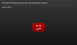 YouTube blocked country vi (2015)