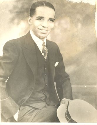 Hastings Banda - A young Hastings Banda
