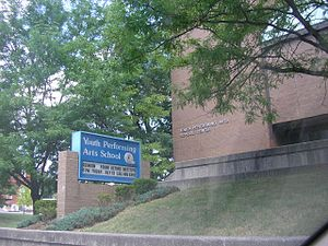 DuPont Manual High School - Main YPAS building