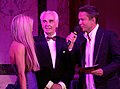 Yvonne Rueff, Hannes Nedbal, Alfons Haider, dancer against cancer 2010.jpg
