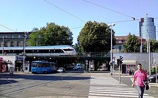 Transport in Zagreb