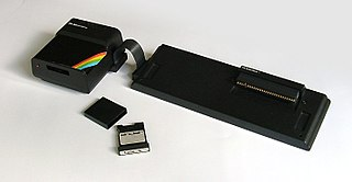 ZX Interface 1 peripheral controller for the ZX Specrtrum