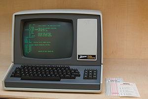 Zenith Data Systems - Zenith Z-19 Terminal
