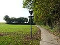 Zottegem Oude Trambaan Houtkanten op talud (7) - 277455 - onroerenderfgoed.jpg
