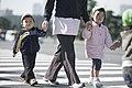 """""""จูง(ด้วย)ใจ"""" นายกรัฐมนตรีและคณะ เดินออกจา - Flickr - Abhisit Vejjajiva.jpg"""