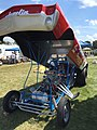 """Javelin 2"" American Motors funny car dragster Chilson Motors PA at 2015 AMO show 2of6.jpg"