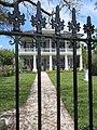 """Old Spanish Custom House"" on Moss Street New Orleans April 2016 Front Gate.jpg"