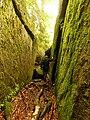 """""""Stone Corridor"""" - panoramio.jpg"""