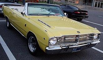 Dodge Dart - 1968 Dart GTS convertible