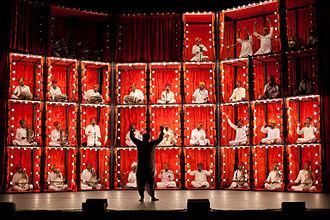 Brett Sheehy - 'The Manganiyar Seduction' by Roysten Abel at the 2011 Melbourne Festival