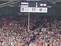 'One Nil to the Fulham'...... - geograph.org.uk - 934023.jpg
