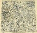 (April 9, 1945), HQ Twelfth Army Group situation map. LOC 2004631930.tif