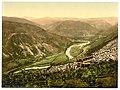 (Precipice Walk, Dolgelly (i.e. Dolgellau), Wales) LOC 3751641567.jpg