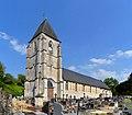 Église Notre-Dame de Blangy-le-Château. Vue sud-ouest.jpg