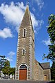 Église Notre-Dame de Montigny. (Isigny-le-Buat) Vue sud-ouest.jpg
